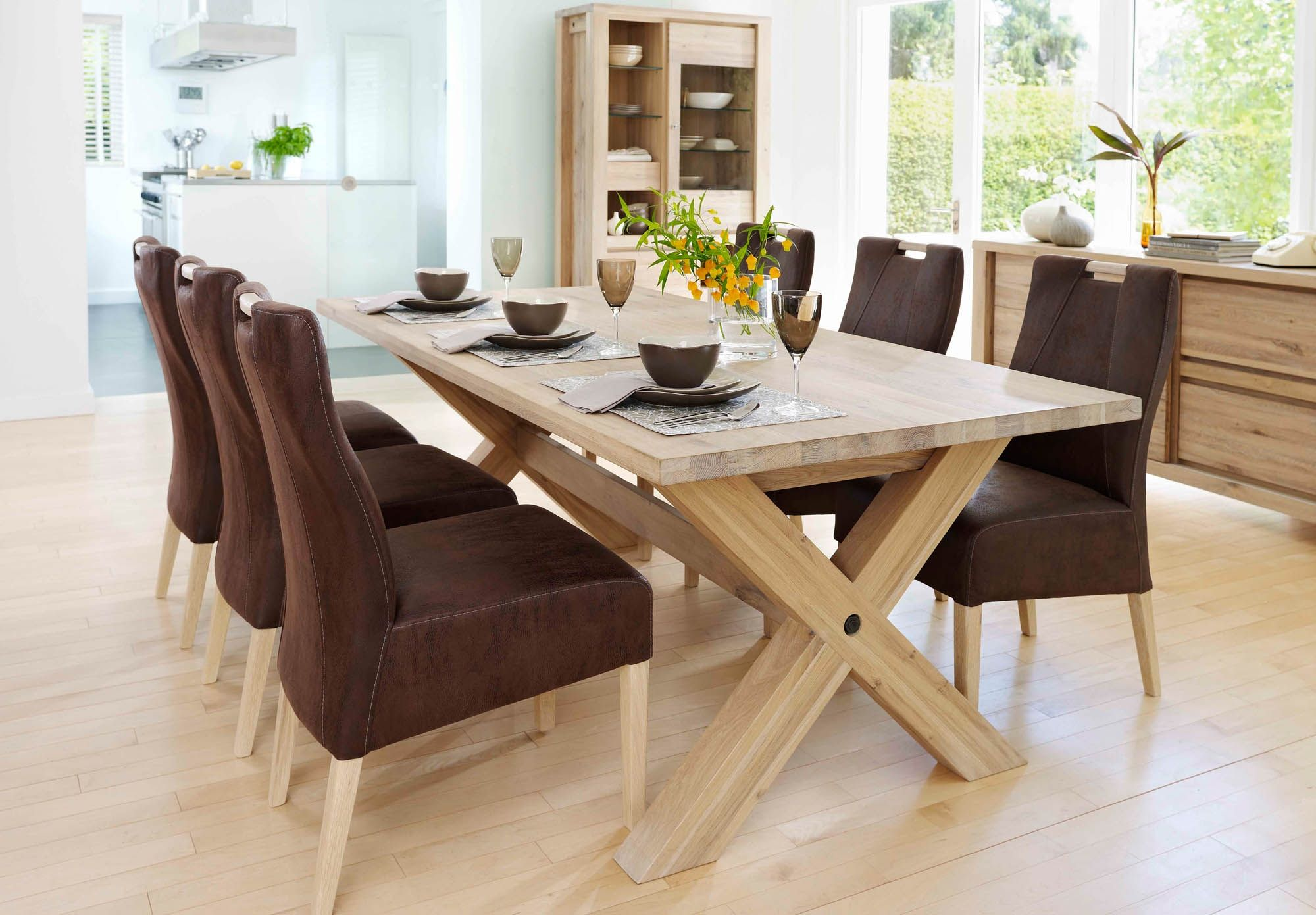 Habufa Winsgate Dining Table At Furniture Village   Habufa Winsgate Dining  Room Furniture At Furniture Village