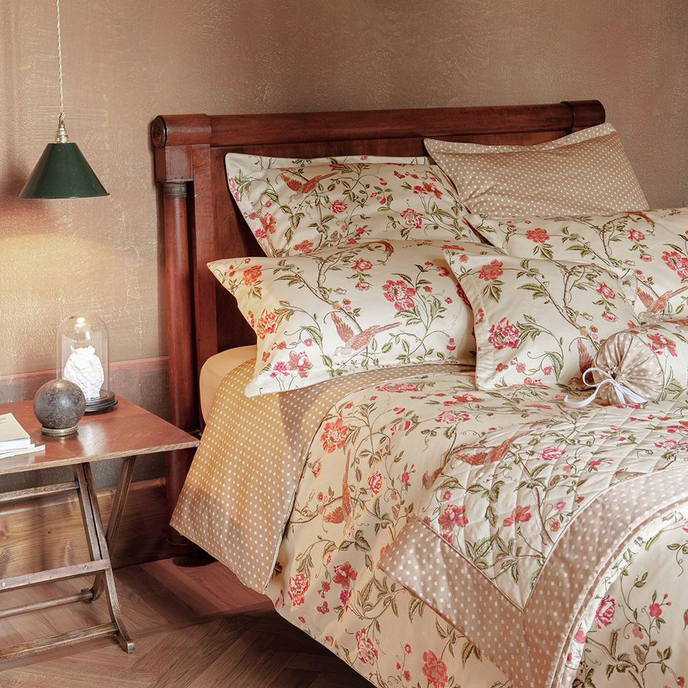 laura ashley summer palace bed linen