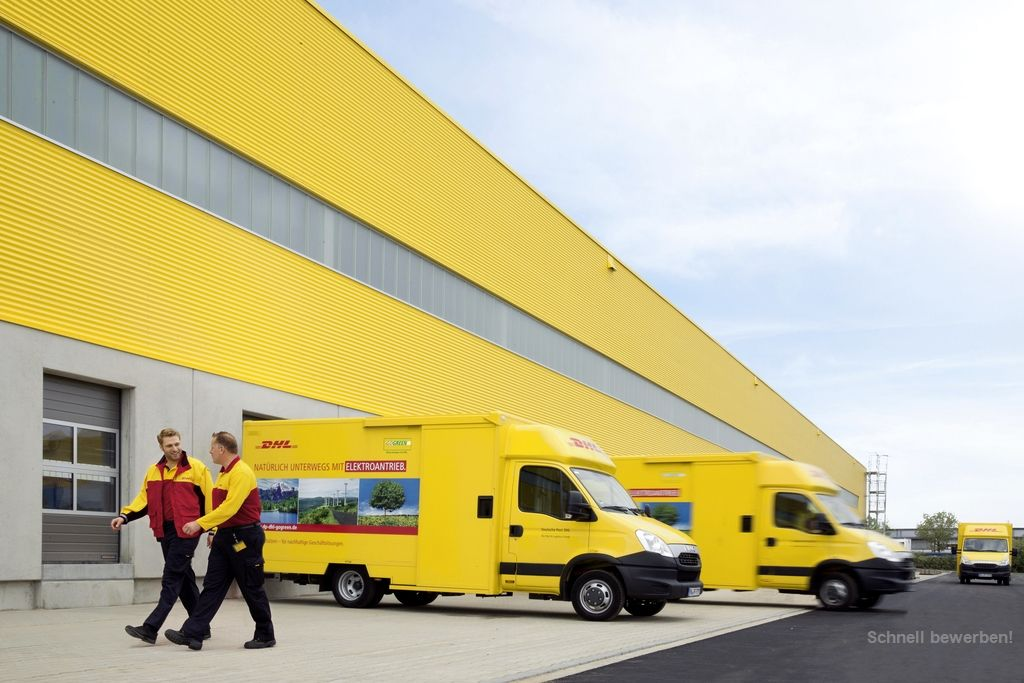 stellenausschreibung paketzusteller mw fr die deutsche post unternehmen - Bewerbung Als Paketzusteller