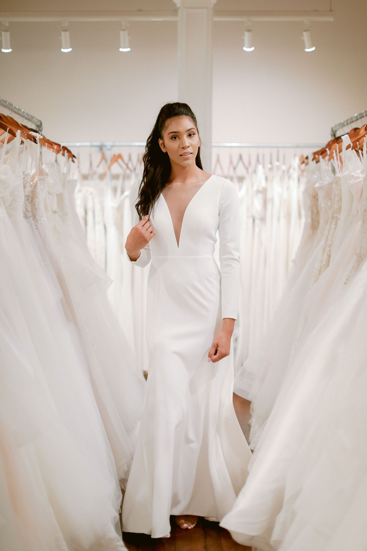 Emily Hart Bridal Kansas City S 1 Bridal Boutique City Wedding Dress Wedding Dresses Beaded Custom Wedding Dress