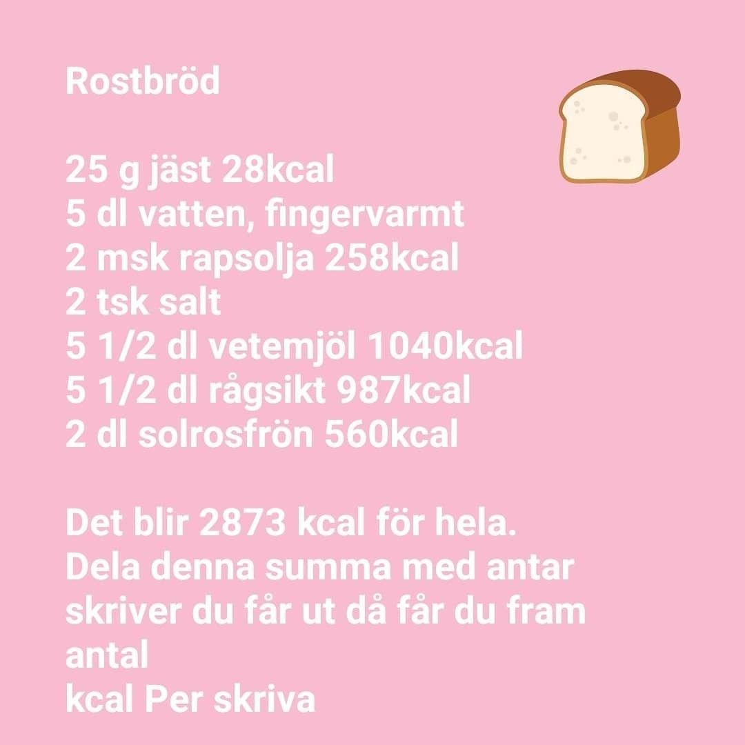 1 dl mjöl kcal