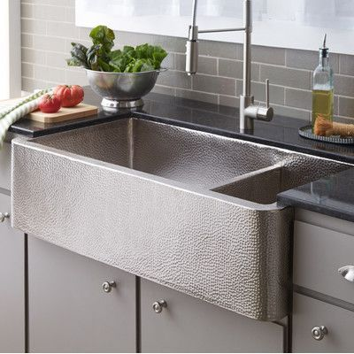 Native Trails Inc 33 L X 22 W Farmhouse Kitchen Sink Kitchen