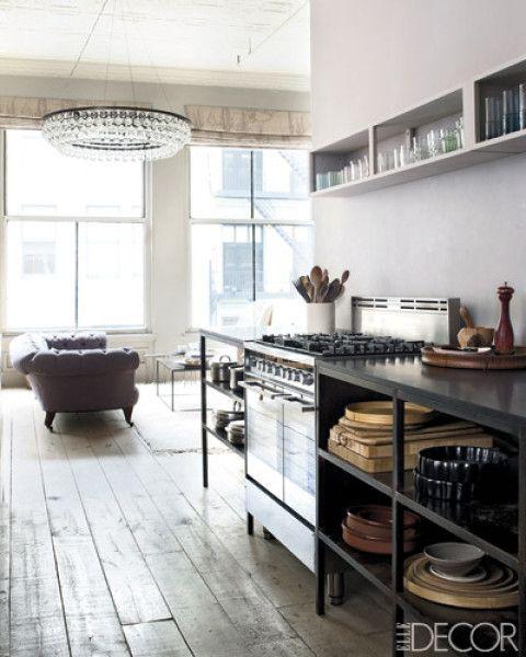 vintage k chen 20 tipps auf der site k che pinterest edelstahl retro und vintage. Black Bedroom Furniture Sets. Home Design Ideas
