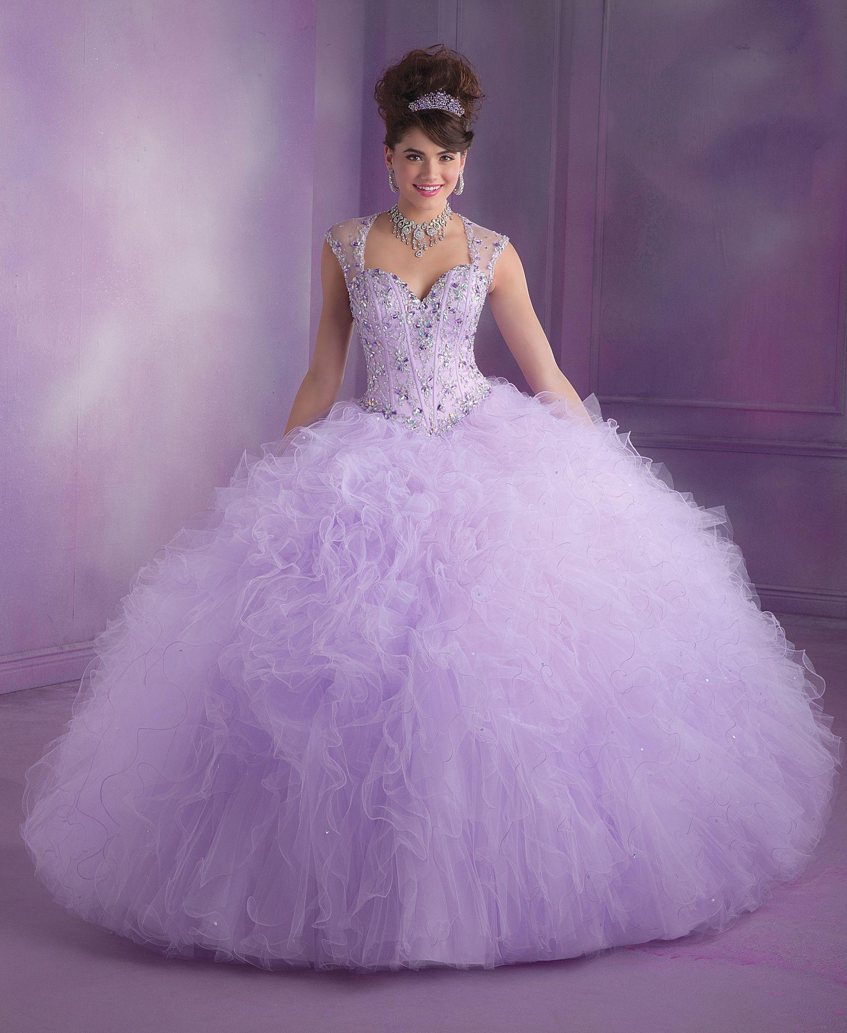 Mori Lee Quinceanera Dress Style 89010