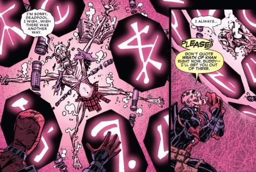 Deadpool: Last Days of Magic #1