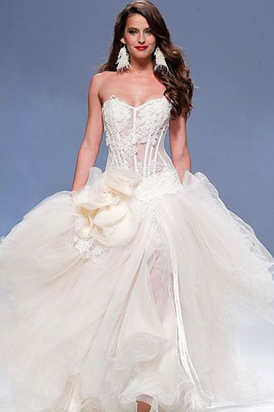 Marie Antoinette Inspired Wedding Dress But I Wouldn T Want The Top To Be See Through