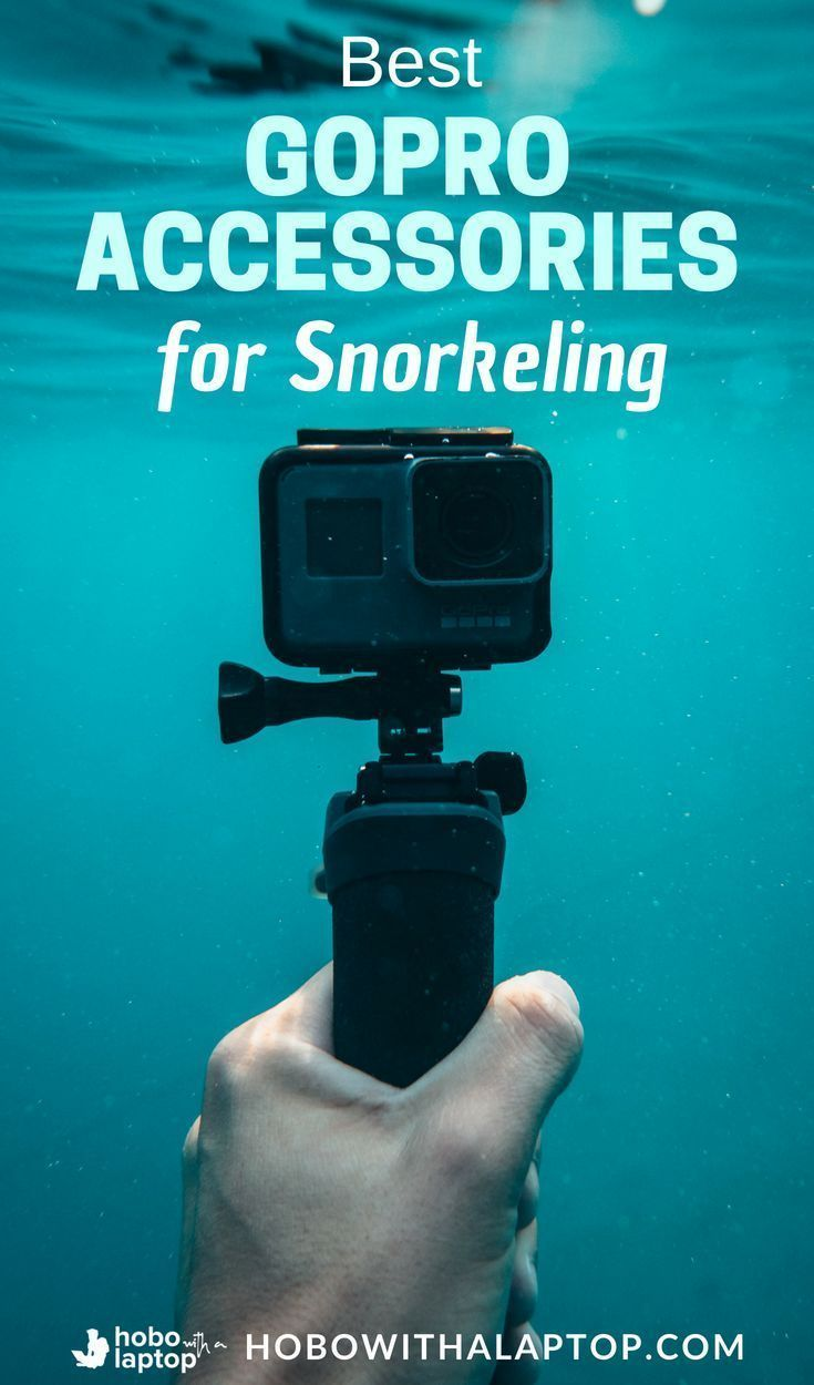 This Is Our GoPro Accessories Kit For Traveling - After a lot of research,…