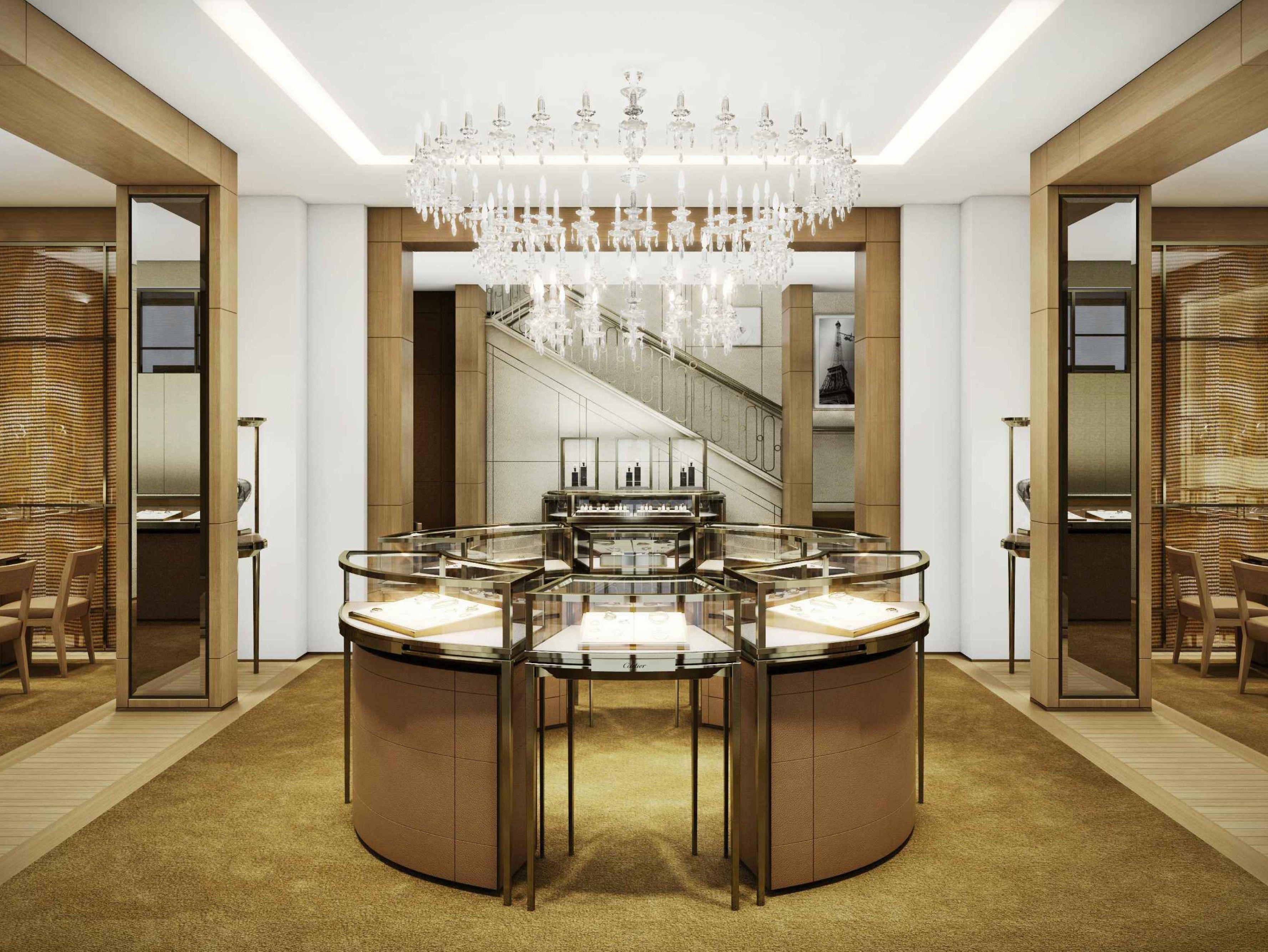 09cc6bcc42f Cartier abre sua terceira loja em solo nacional