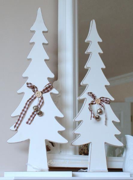 wooden trees xmas Pinterest Wooden christmas trees, Tree