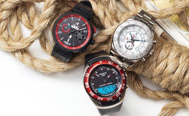 Regatta-Ready Timepieces