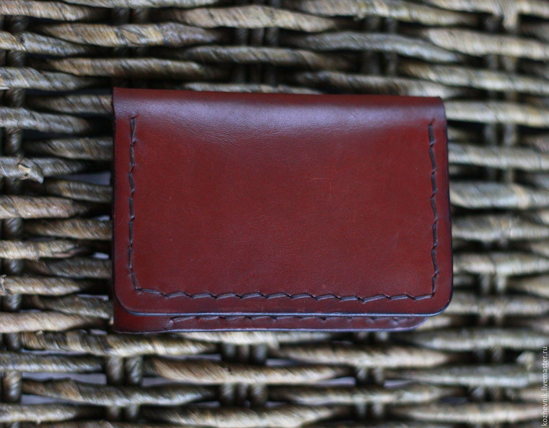 68ceeee0b676 Купить Оригинальный кошелек, портмоне. Ручная работа, Manual work of  authorsh - коричневый