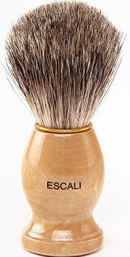 Escali 100% Pure Badger Shaving Brush GFT http://www.amazon.com/dp/B003WR3QSG/ref=cm_sw_r_pi_dp_AITrvb1B3XVA5