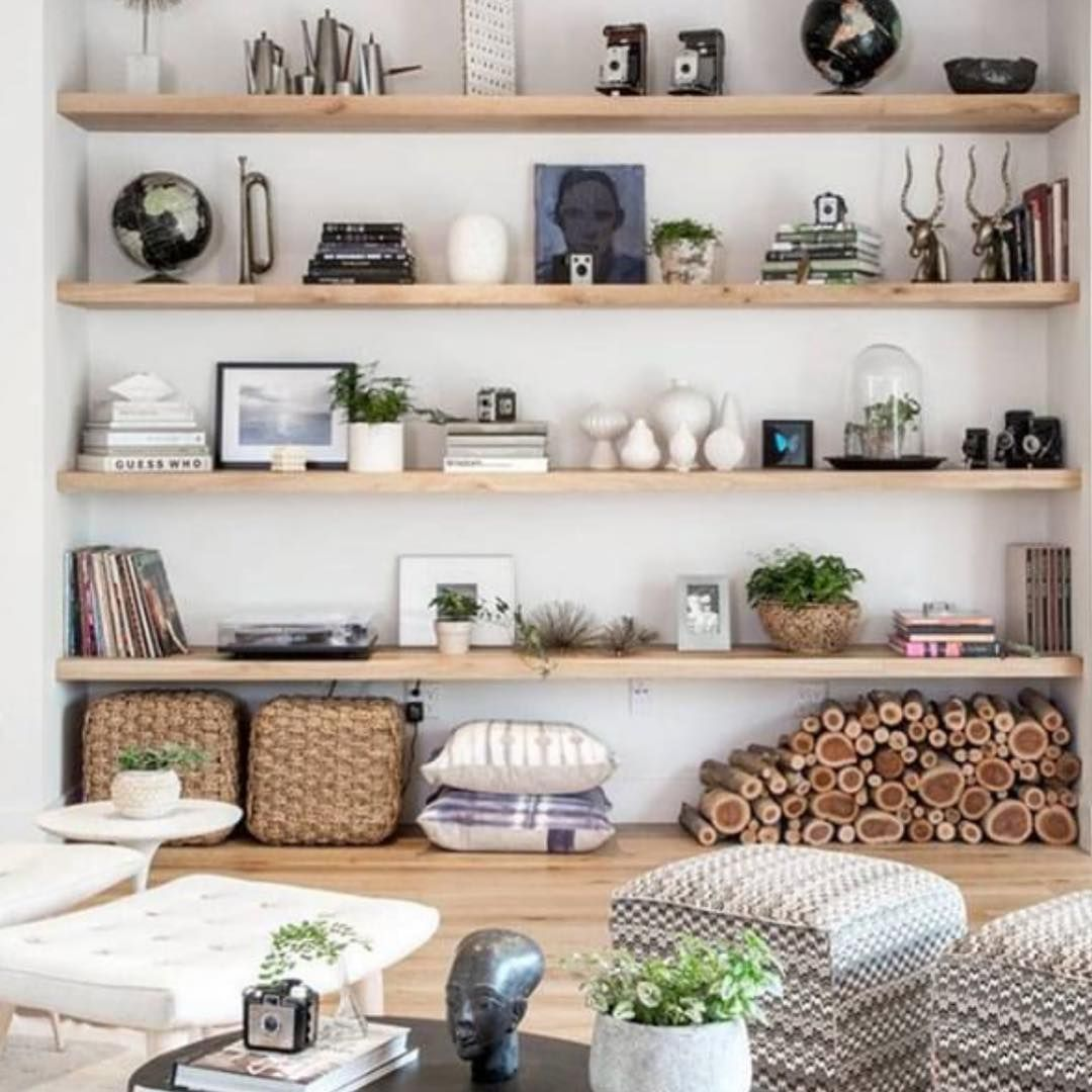 """CARLY JEAN HOME On Instagram: """"I'm All About The Shelves"""