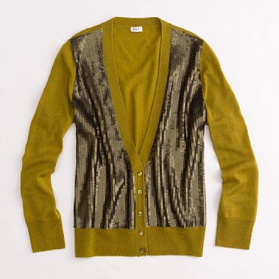 All those sequins...can't look away! J.Crew Factory, $78.