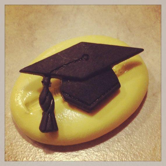 Graduation Hat Mold Silicone Silicon Mold Graduation Hat Fondant Molds