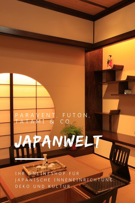 Ihr Spezialist Fur Paravent Futon Tatami Japanische Einrichtung In 2020 Japanische Inneneinrichtung Futon Japanische Mobel