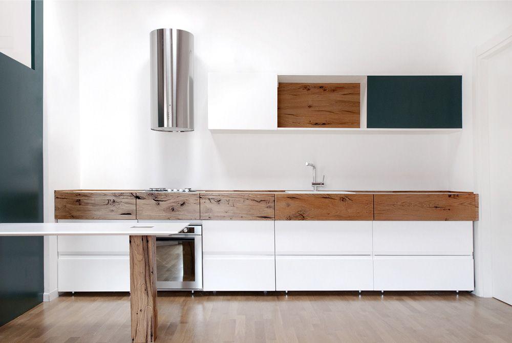 Giacomo Moor . cucina yukon | kitchens | Pinterest | Cucine, Teak ...