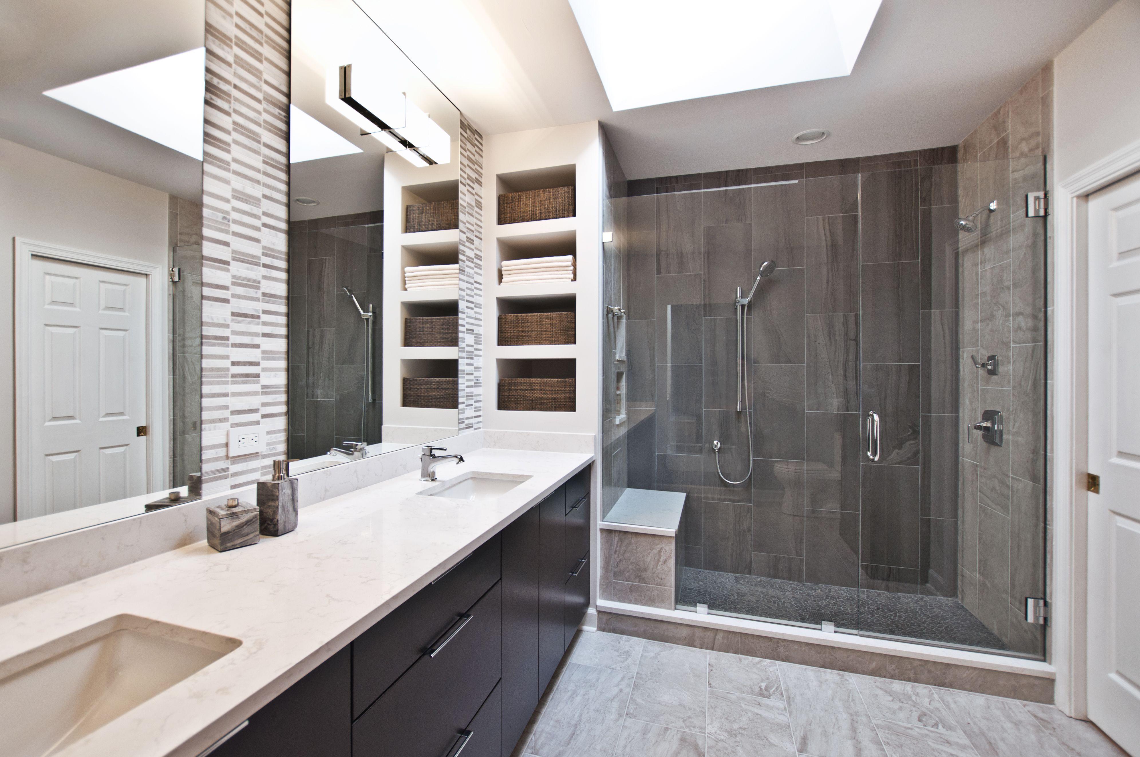 Pretty in porcelain bathroom remodel nashville tn - Designer baths and kitchens germantown tn ...