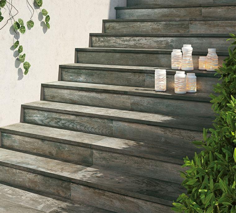 Carrelage Exterieur Imitation Bois Un Art Italien Outdoor Tiles Gorgeous Tile Stairs