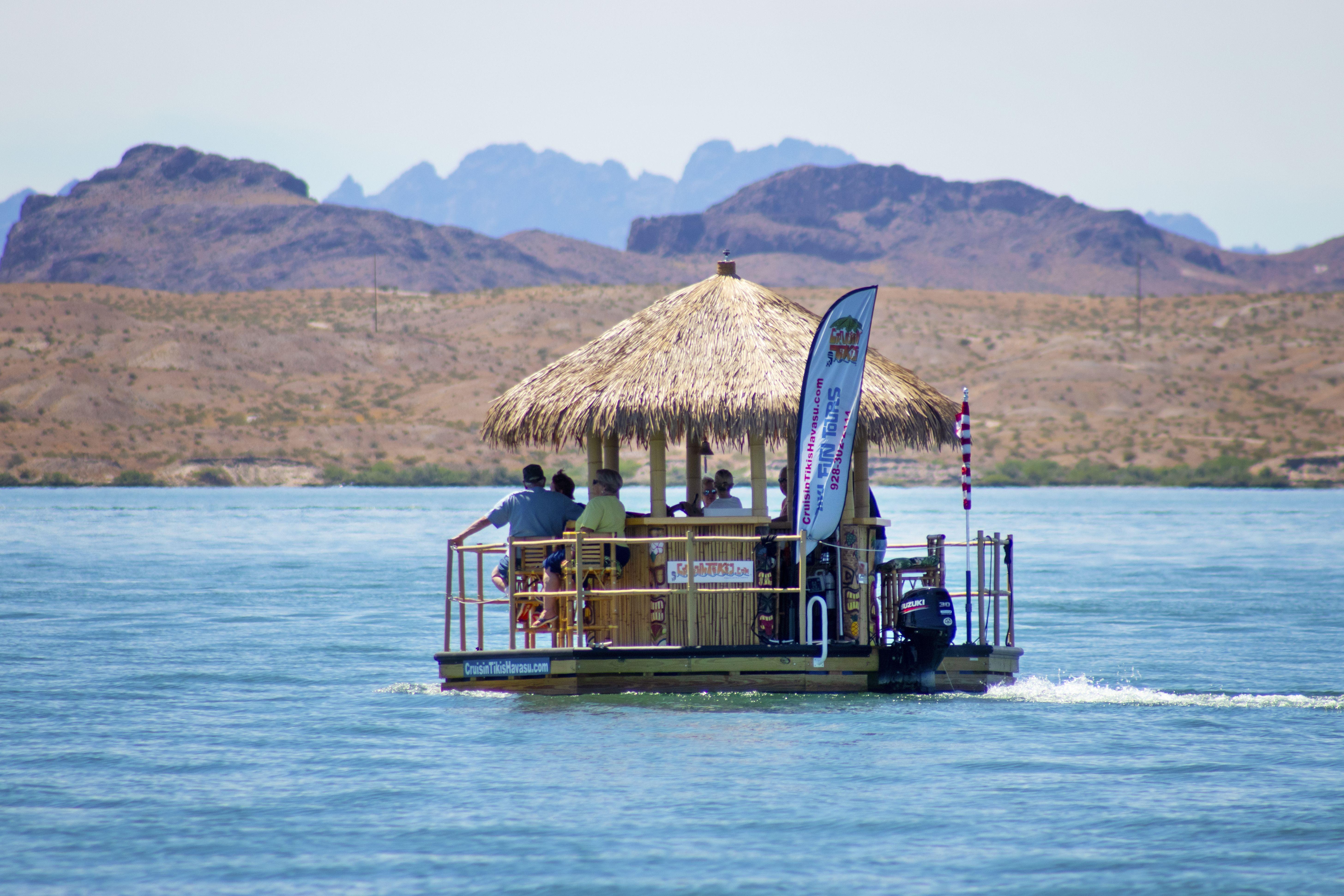 Enjoy cruisin lake havasu on a floating bar lake havasu