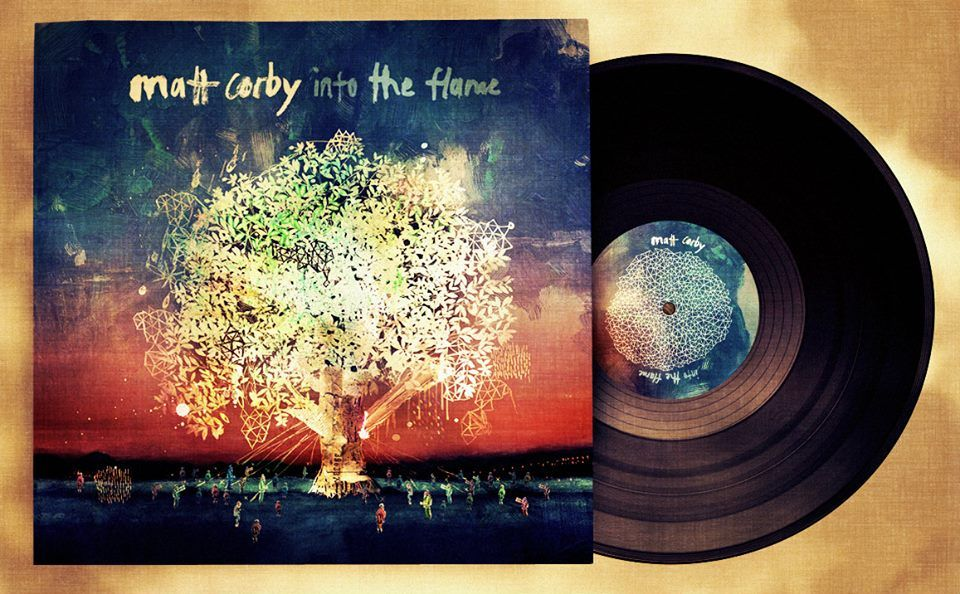Matt Corby Vinyl Album Matt Corby Music Instruments Album