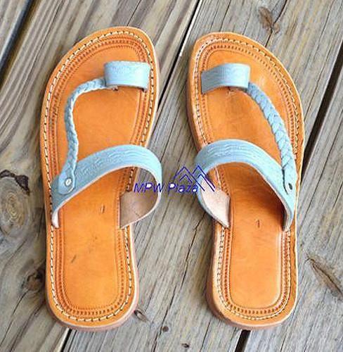 6fe54d8df0b2 Sandal Moroccan Leather