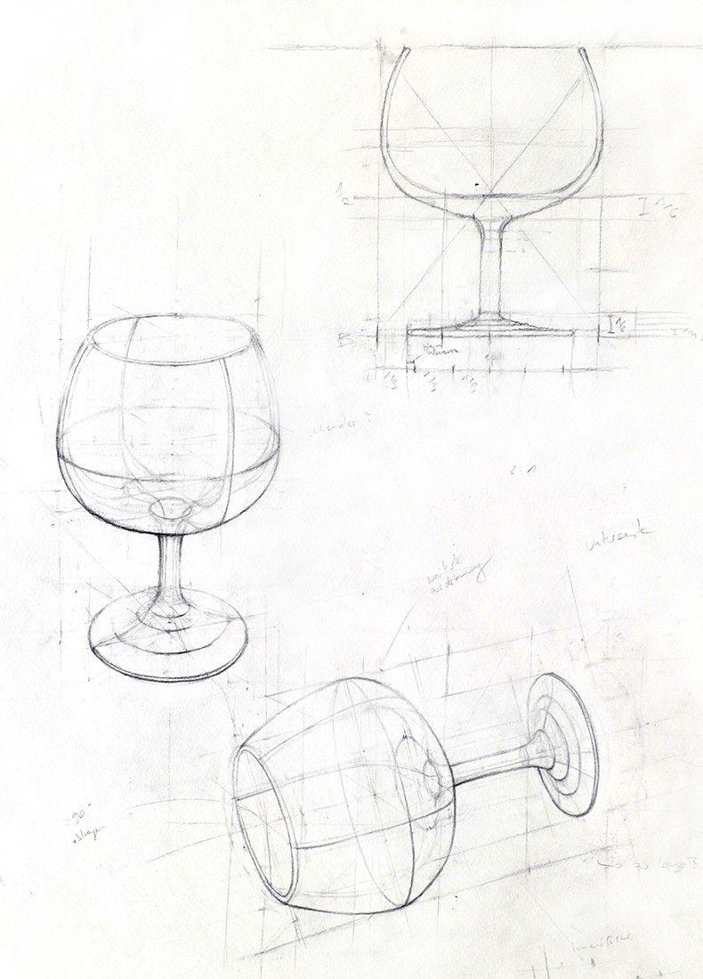 glas zeichnen bungen pinterest bleistift glas und zeichnen. Black Bedroom Furniture Sets. Home Design Ideas