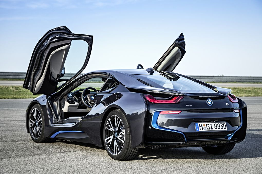 BMW I8 OMG!!! I Want It Sooo Bad!