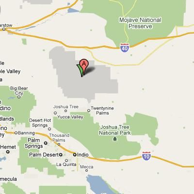 Twentynine Palms California Map.Learn More About The Marine Corps Base 29 Palms Ca Us Air Force