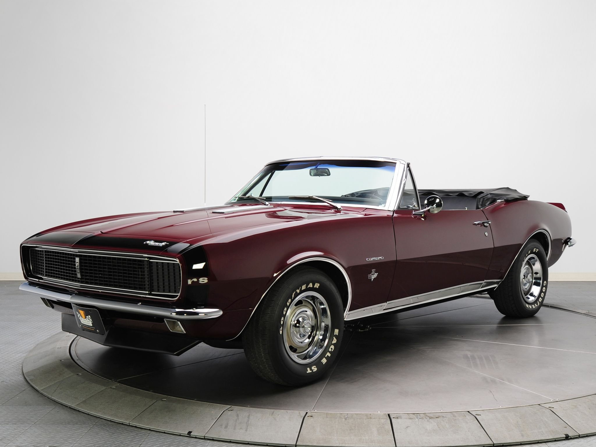 1967 camaro convertible chevrolet camaro rs convertible 1967 wallpapers