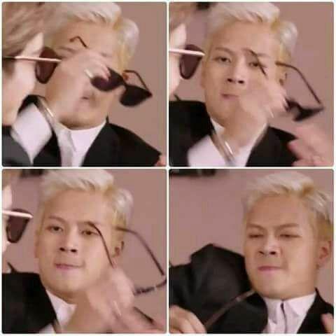 Jackson Wang Got7 Meme Faces Got7 Meme Got7 Funny