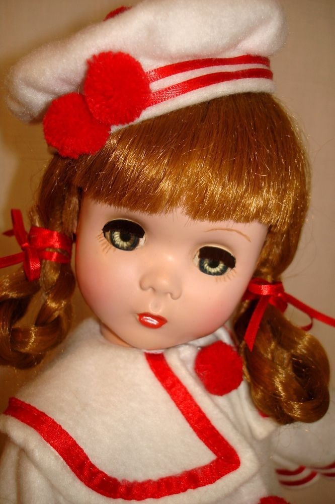 Elise Maggie Mixup Vintage Doll Jewelry Locket Necklace Madame Alexander Cissy