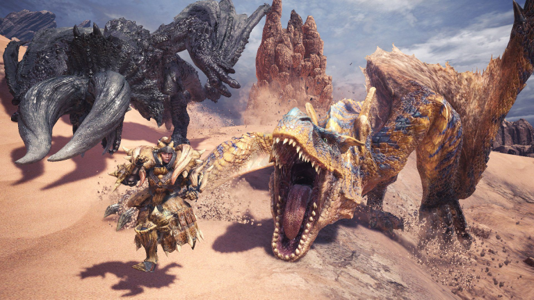 Revealed the best-selling games in Japan in September: MHW