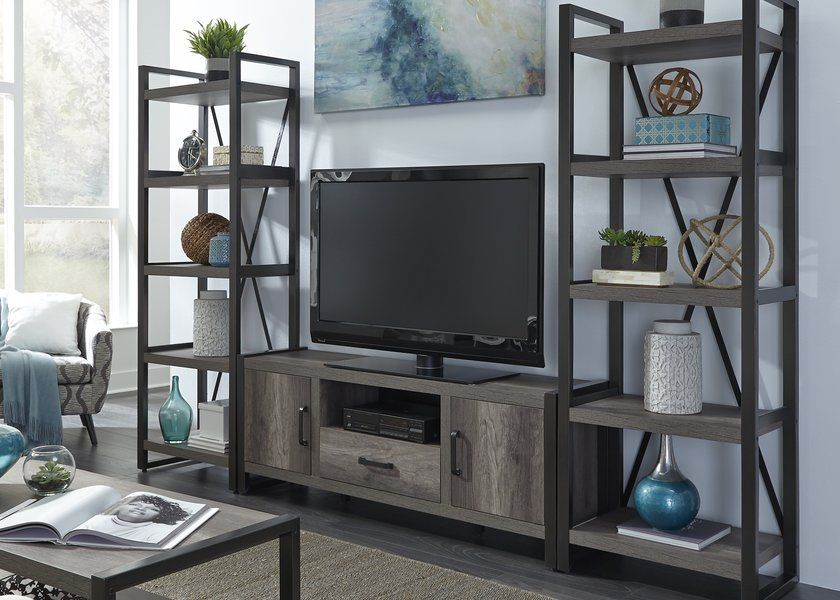 Ladwig Solid Wood Entertainment Center For Tvs Up To 70 Liberty Furniture Wood Entertainment Center Contemporary Entertainment Center
