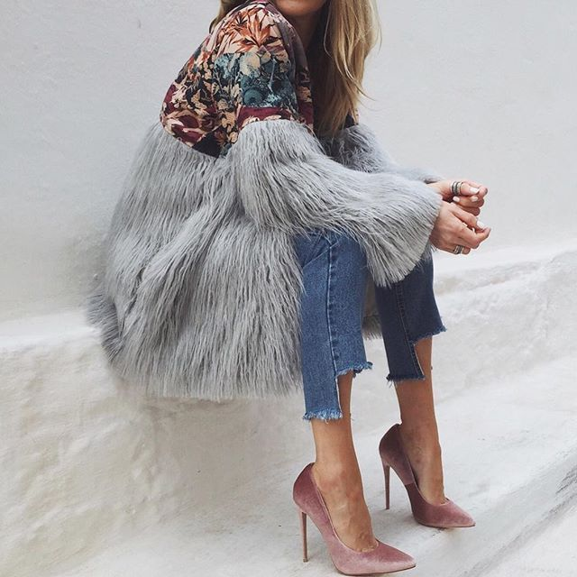 fur coat by ~ @nidodileda