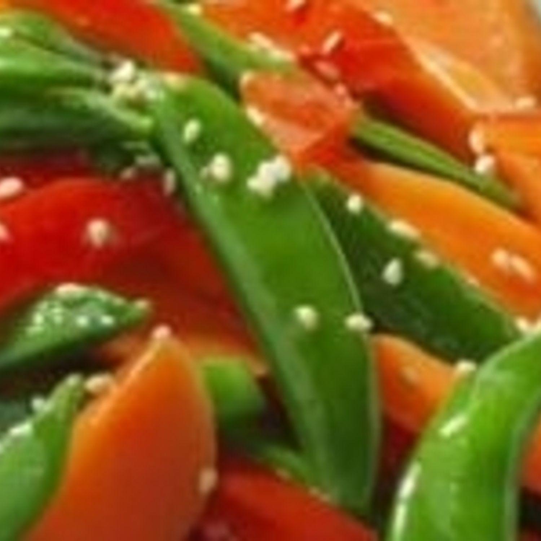 I eat Peas & Carrots Recipe   Just A Pinch Recipes