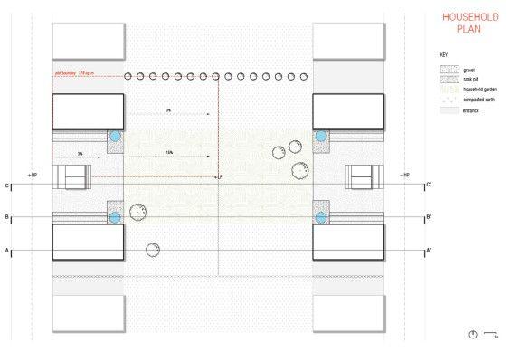STUDENT PROJECT | A Landscape Framework for Refugee Camps | Helen Yu
