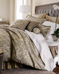 Why doesn't my bed look this good when I don't make it?