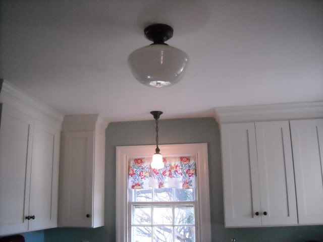 S Kitchen Lighting RE Appropriate Kitchen And Dining Room - 1930's kitchen light fixtures