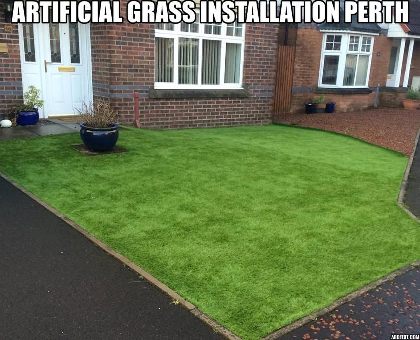 Artificial Grass Installation Perth Artificial Grass Installation Installing Artificial Turf Fake Grass Installation