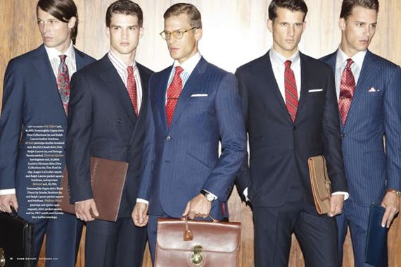 Never enough suits!!!