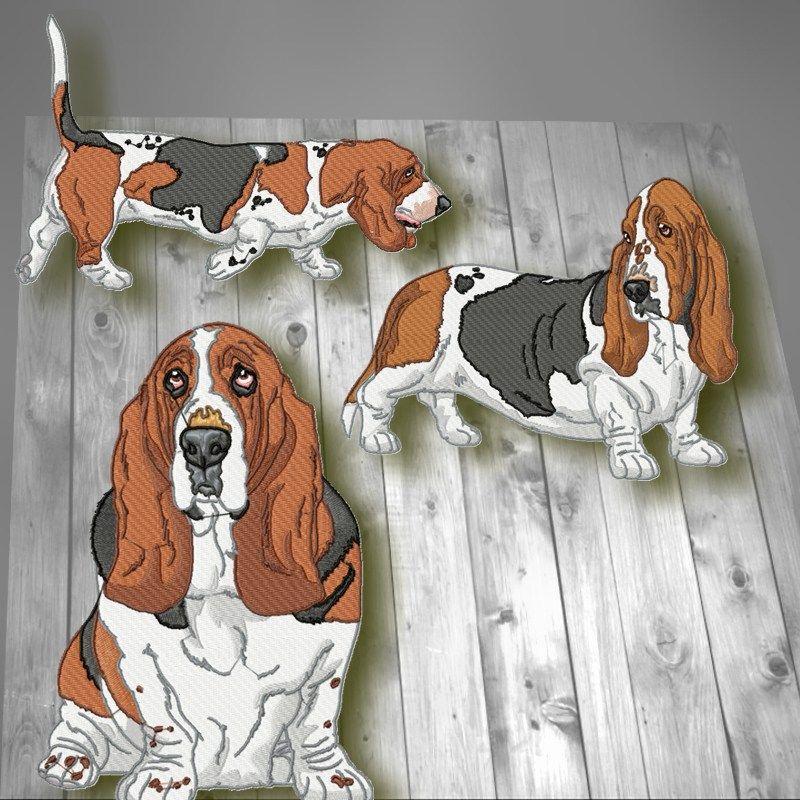Realistic Australian Terrier Machine Embroidery Pamela's