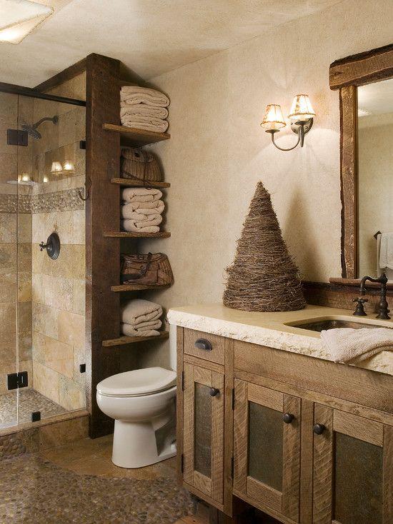 Bath Design Ideas Pictures Remodel Decor Rustic Bathrooms