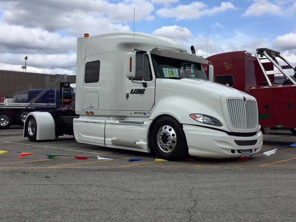 International ProStar   trucks   Big trucks, International