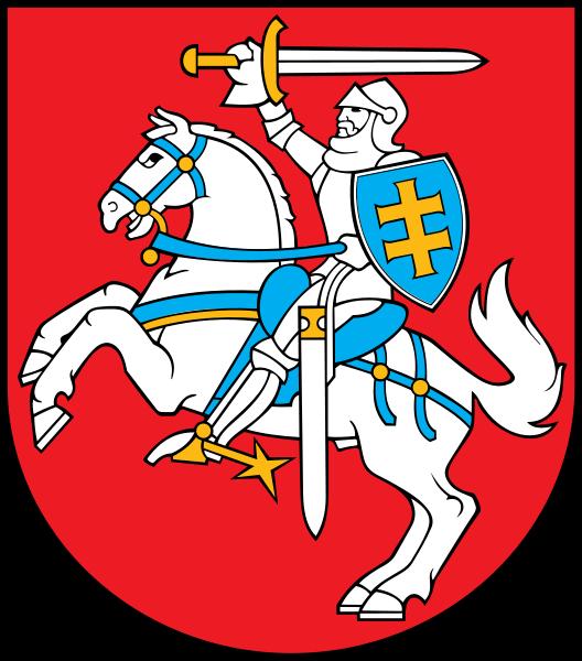 lithuania リトアニア 紋章 ウラル山脈