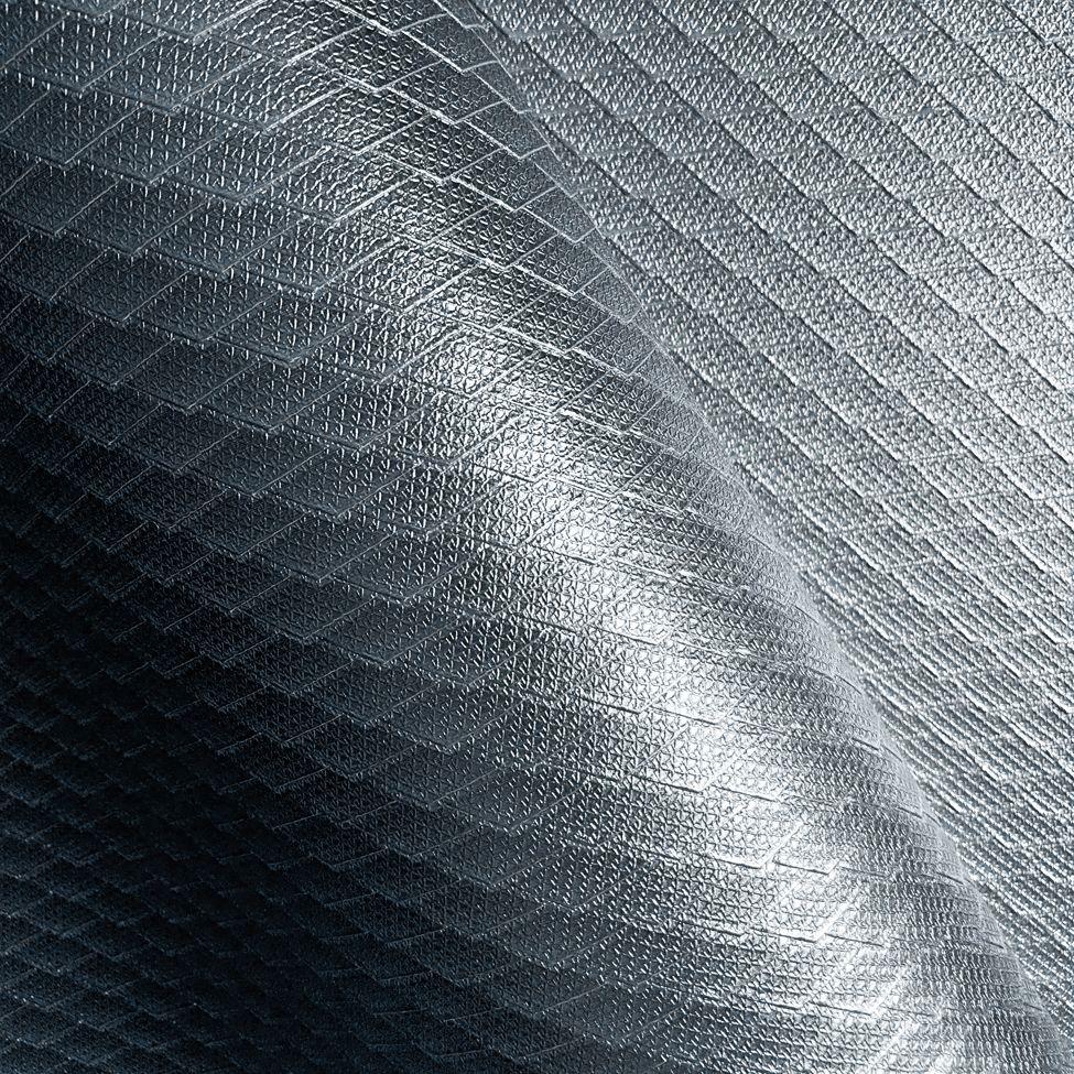 Ophelia Metallic wallpaper, Metal, Wallpaper