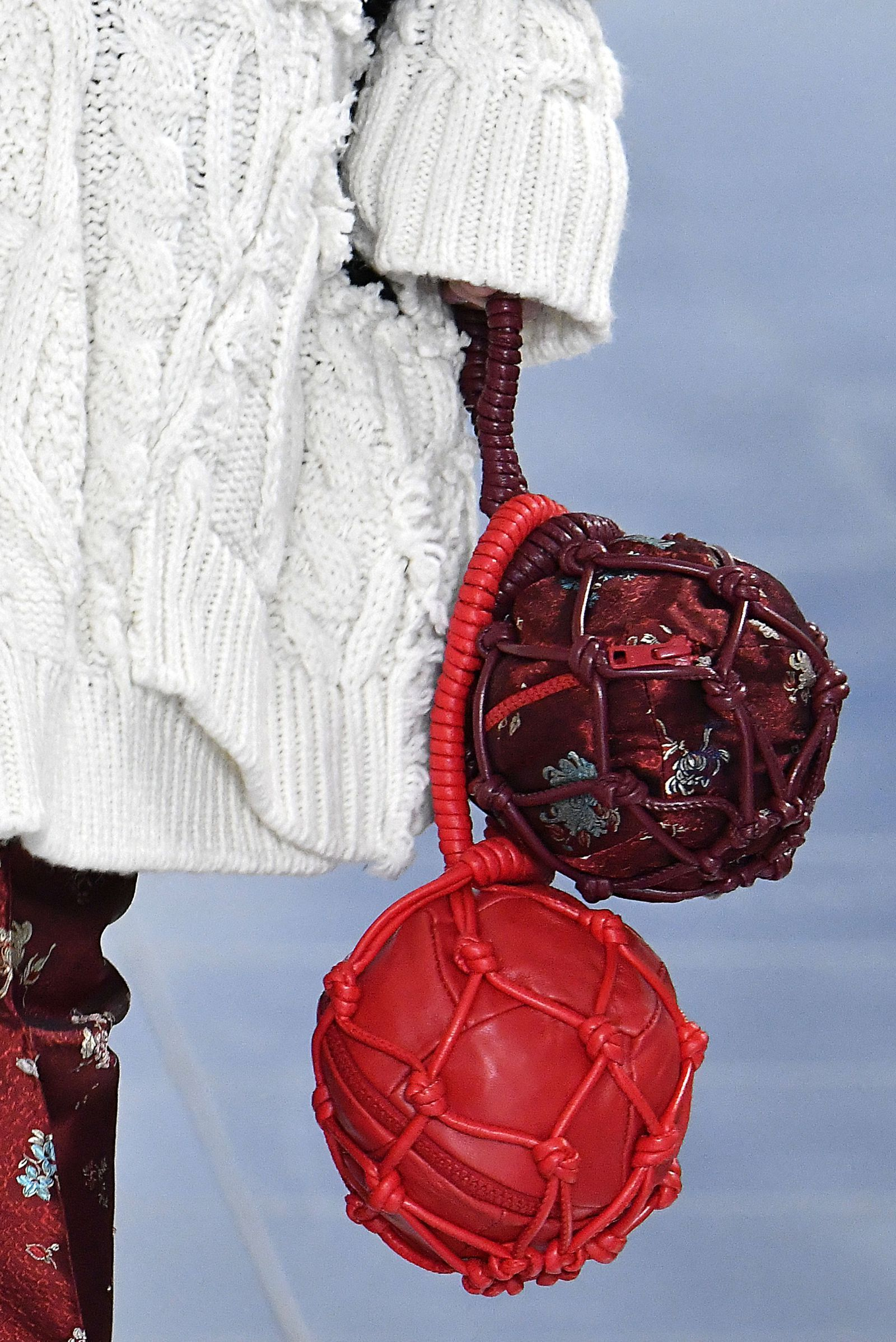 The Best Bags From London Fashion Week. Preen by Thornton Bregazzi 894e1a49258ad