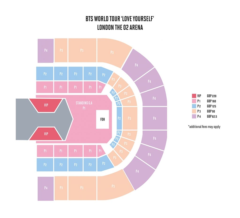 Awesome Along With Beautiful Rose Bowl Concert Seating Chart Di 2020