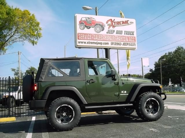 2007 Jeep Wrangler Jeep 2007 Jeep Wrangler Cars For Sale