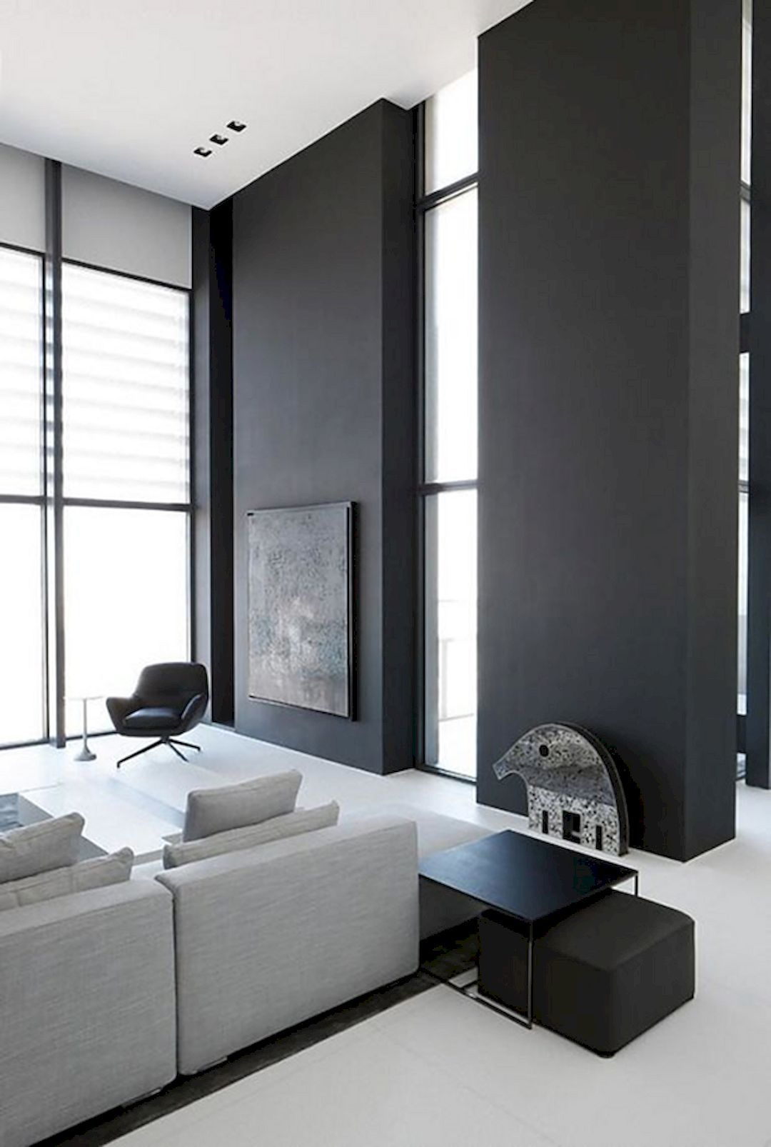 Charmant Elegant Interior Designs: 182 Monochrome Styles Collection  Https://www.futuristarchitecture.com/18044 Monochrome Interior.html